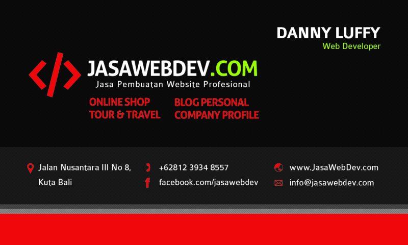 Jasa Pembuatan Website Murah di Denpasar