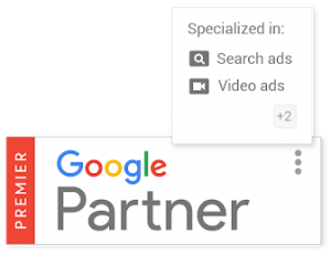 badge google partners premium