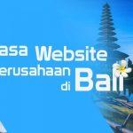 Jasa Pembuatan Website Perusahaan Bali