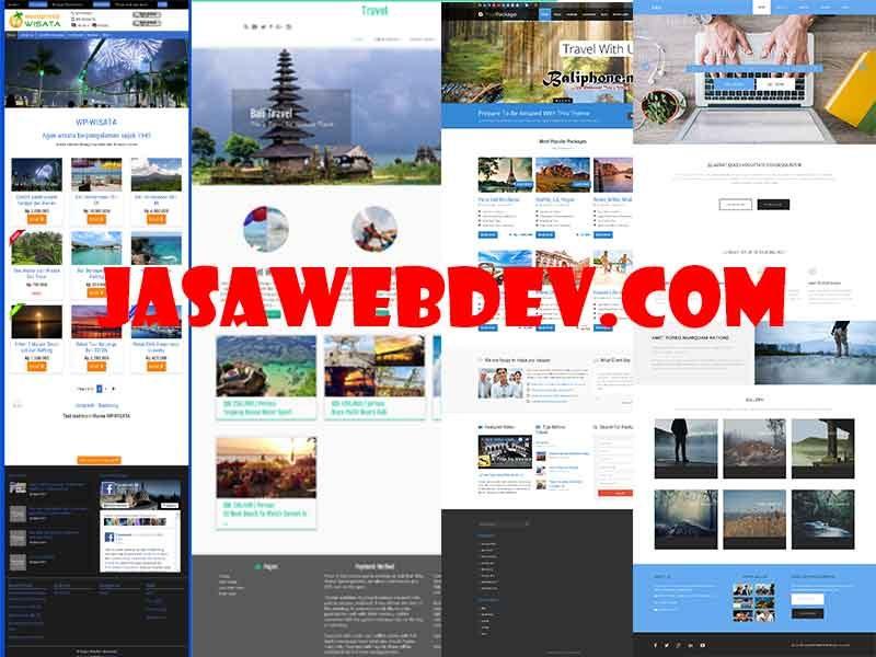 Website Transport Murah di Bali