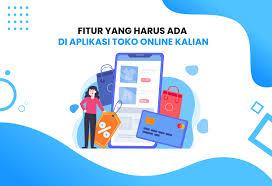 jasa buat aplikasi toko online murah