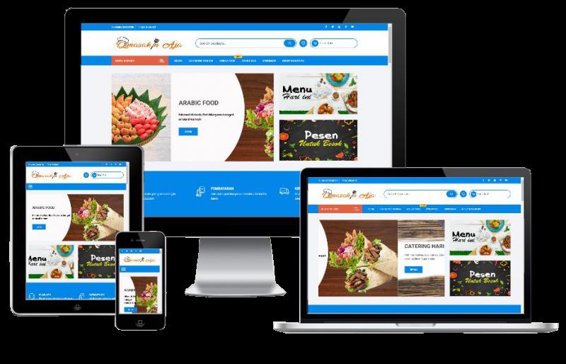 Harga Desain Website Terbaru silahkan di Cek