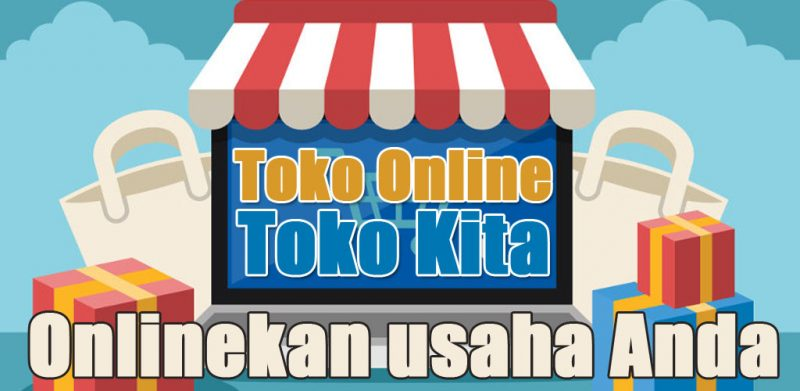 jasa toko online murah