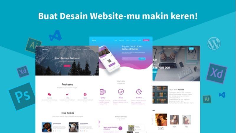 Web Design Murah dengan Kualitas Profesional